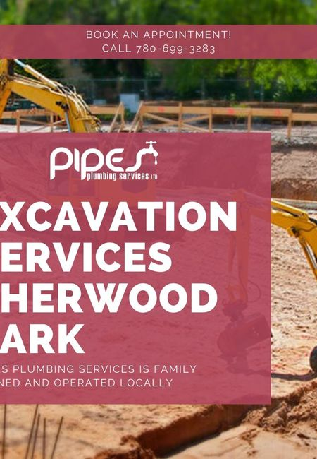 Excavation services sherwood park