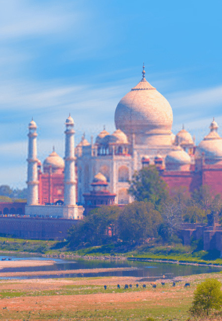 Amazing places in agra