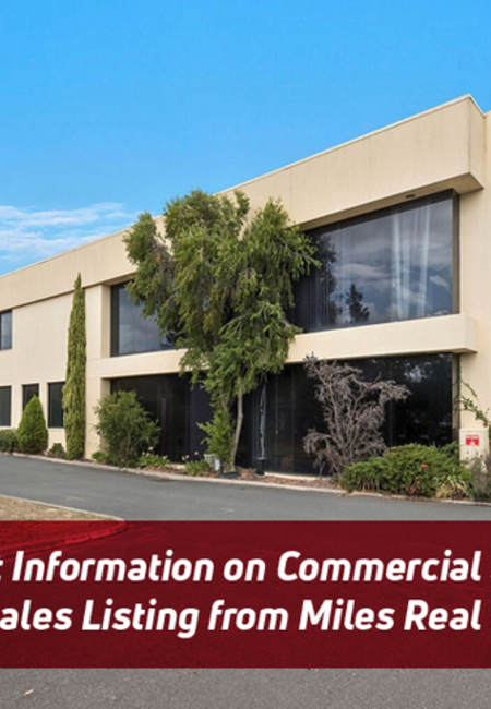 Get information on commercial sales or leasing   sales listing from miles real estate