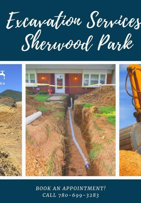 Excavation services sherwood park