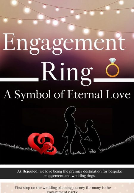 Engagement rings   a symbol of eternal love