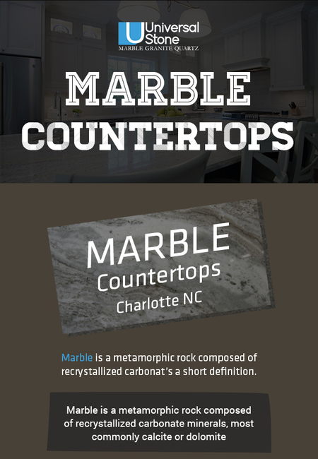 Contact universal stone for quality marble countertops in charlotte  nc