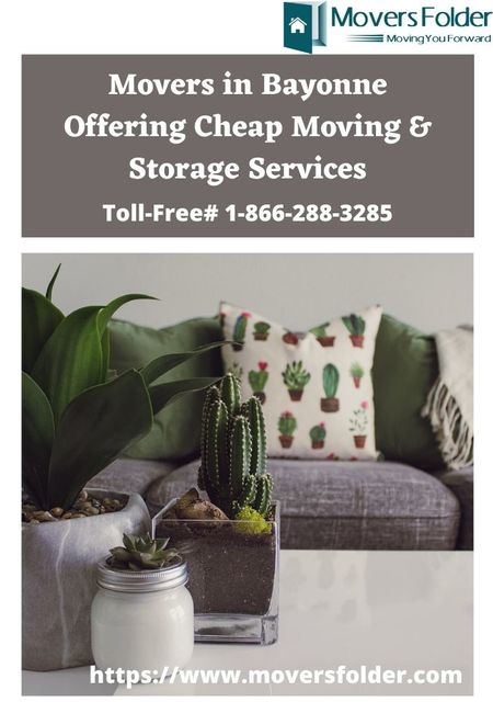 Movers in bayonne