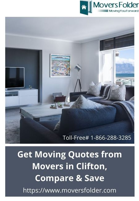 Movers in clifton