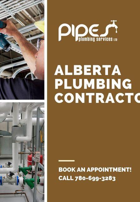 Alberta plumbing contractors