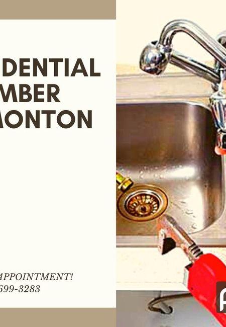 Residential plumber edmonton