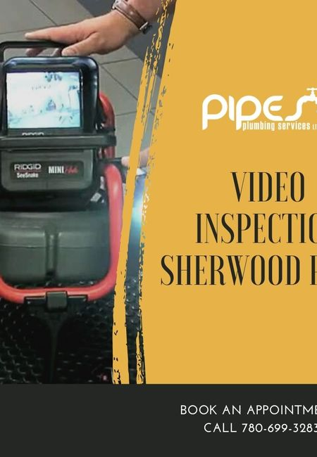 Video inspections sherwood park