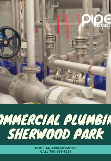 Commercial plumbing sherwood park