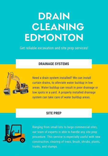 Drain cleaning edmonton