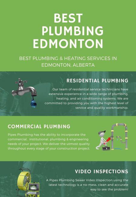 Best plumbing edmonton