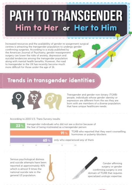 Path to transgender 2 1