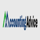 Accounting advice logo