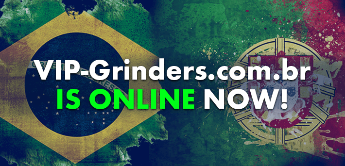 Vip grinders br live now